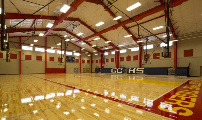 Greene County High School - TCU Consulting Services