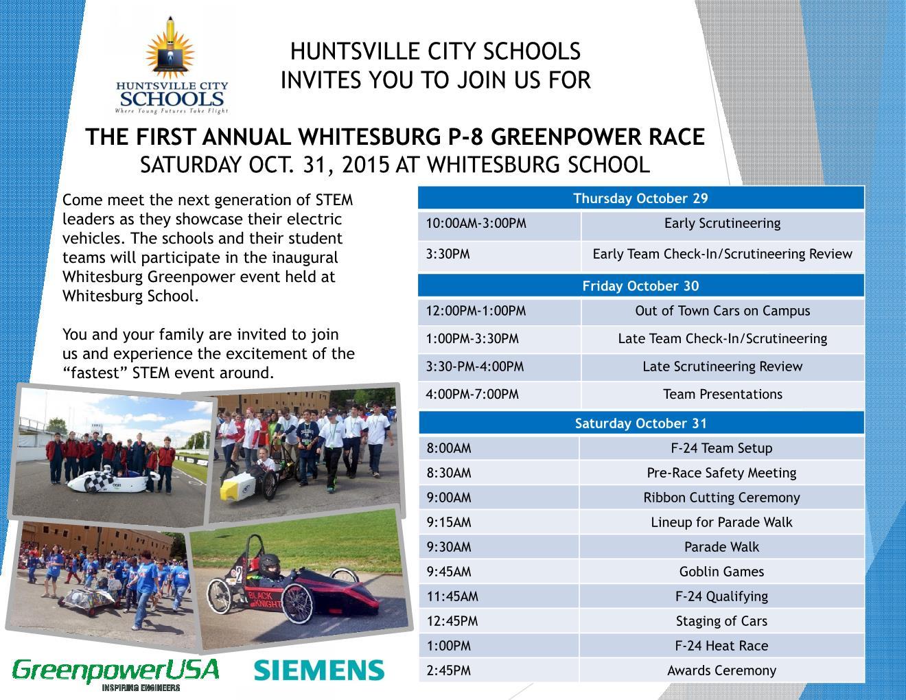greenpower.Whitesburg Flyer